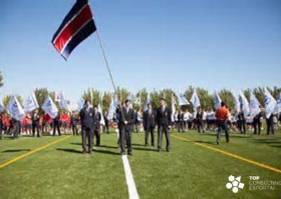 Proyecto ejecutivo complejo deportivo – Sant Cugat del Vallès