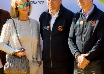 20170221 - Martorell, Barcelona, Spain. Cuyff Court Opening with