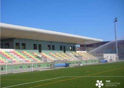Asesoramiento solución del riego artificial campo de fútbol – Barberà