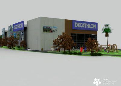Asesoramiento contratación de operadores zona deportiva – Decathlon Mollet