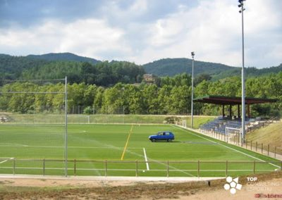 Asesoramiento construcción campo de fútbol municipal – Arbúcies