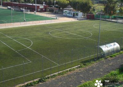Assessorament maneniment camp de futbol – Sant Fruitós del Bages