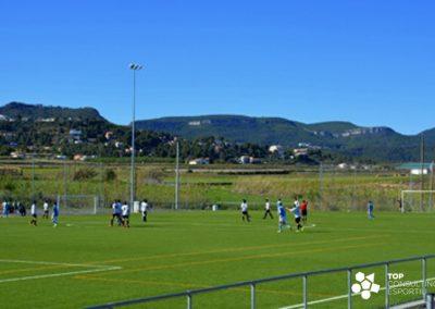 Asesoramiento en la sustitución del pavimento del campo de fútbol – Torrelles de Foix