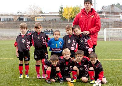 Gestión y organización de Ligas de Fútbol – Artés