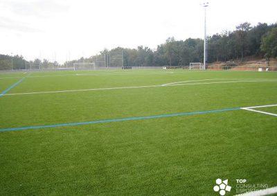 Diagnosis Estado de los campos de fútbol – Girona