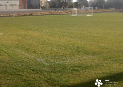 Dirección Facultativa del campo de fútbol 7 – Viloví
