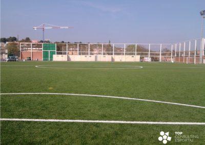 Dirección de la obra de cambio de pavimento – Sant Sadurní d'Anoia