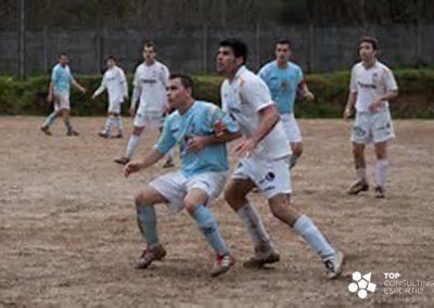 Estudio del Campo de Fútbol – Barro