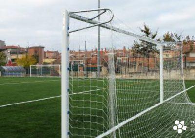 Estudio proyecto del campo de fútbol municipal – Granollers
