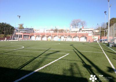 Mantenimiento de los campos de Fútbol Municipal – Hospitalet de Llobregat
