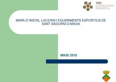 Elaboración del MIEM – Sant Sadurní d'Anoia