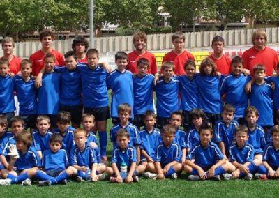 Organización de campus deportivos de fútbol – Cerdanyola