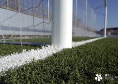 Proyecto ejecutivo del campo de Fútbol 7 – Sant Sadurní d'Anoia