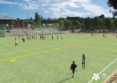 Anteproyecto campo de fútbol de césped artificial – Sant Cugat del Vallés