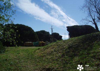 Proyecto construcción piscina casa de colonias – Sant Andreu de Llavaneres