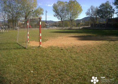 Proyecto ejecutivo campo de fútbol 7 – Mollet
