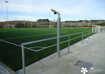 Proyecto Ejecutivo del Campo de Fútbol Municipal – Sant Vicenç d'Hortons