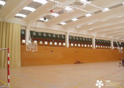 Proyecto Ejecutivo del Pabellón de Deportes – Palau Sabardera