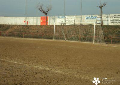 Proyecto de gestión del campo de fútbol – Polinyà