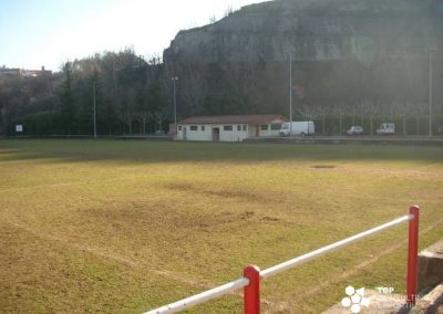Proyecto de gestión del campo de fútbol – Sant Quirze de Besora
