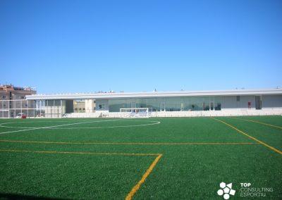 Proyecto de gestión del campo de fútbol – Sitges