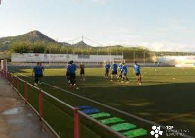 Proyecto gestión campo de fútbol – Vilassar de Mar