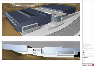 Estudio de viabilidad piscinas cubiertas municipales y polideportivo – Masquefa