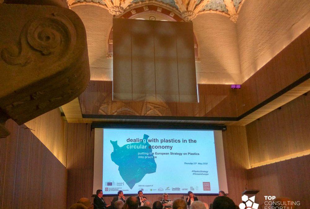 La gestión de los plásticos en la economía circular – Jornadas y conferencias